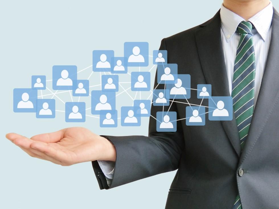全国100社を超える同業者との人脈ができる!