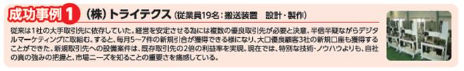 (株)トライテクス様