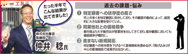 株式会社藤浪 様